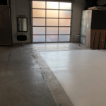 Studio bay Door